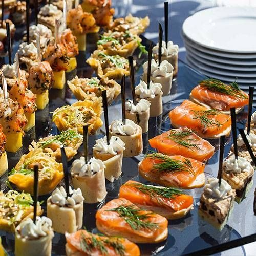 Buffets Particuliers - Traiteur Marseille by Camille