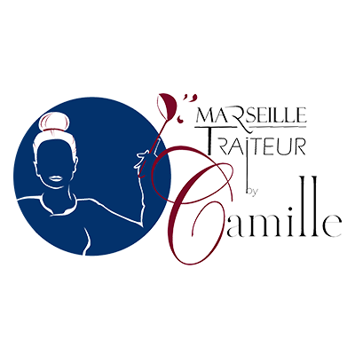 Logo Marseille Traiteur by Camille